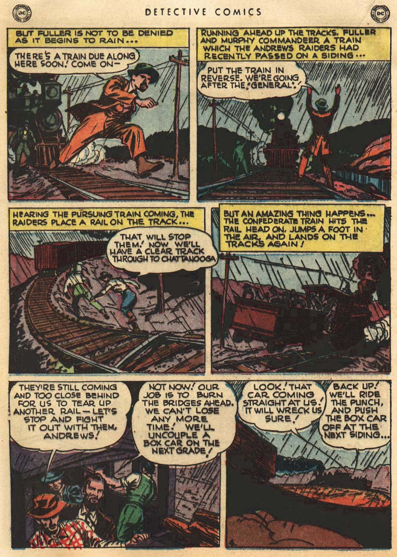 12 avril 1862 : Le Raid d'Andrews Rco02810