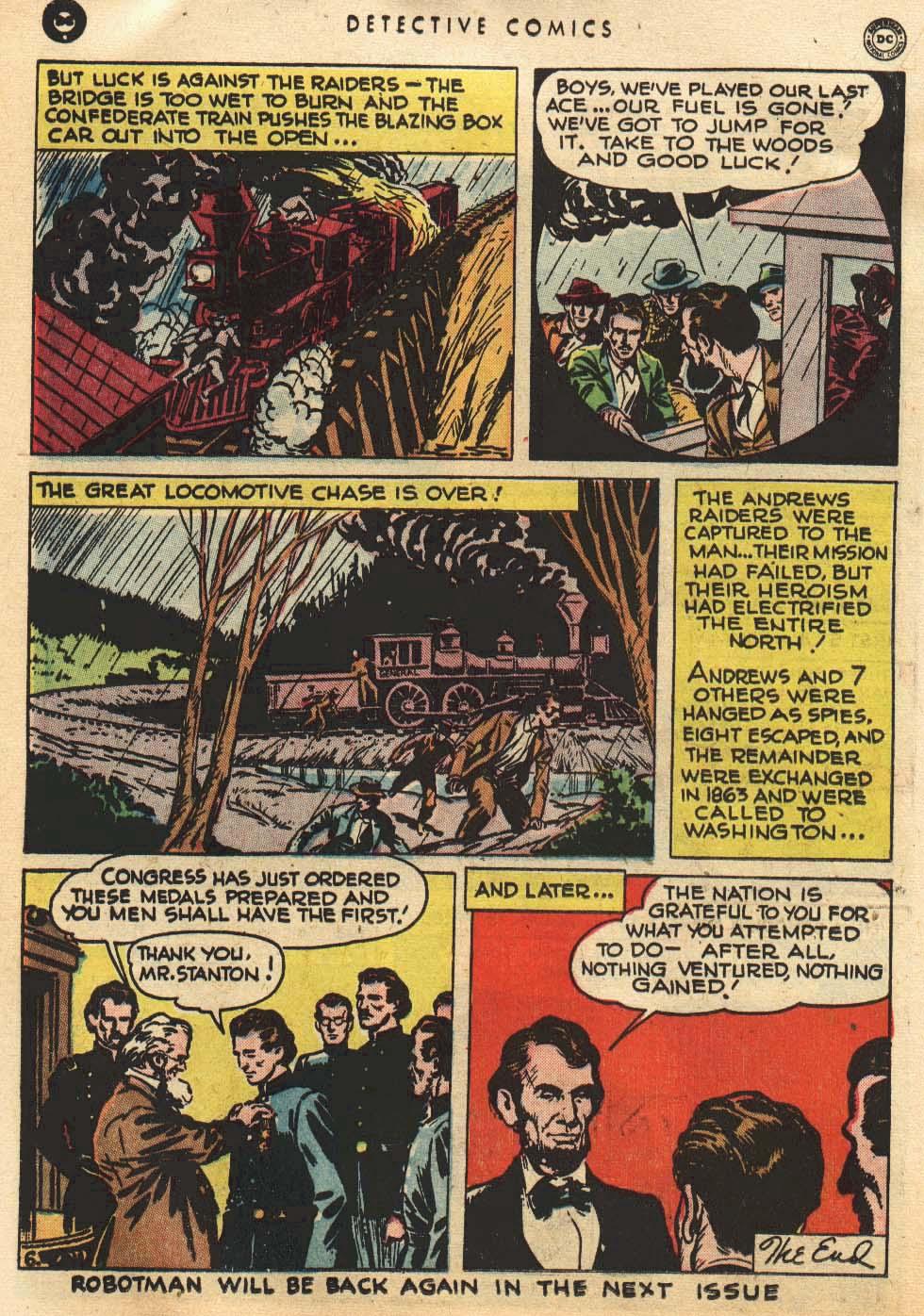 12 avril 1862 : Le Raid d'Andrews Rco03010