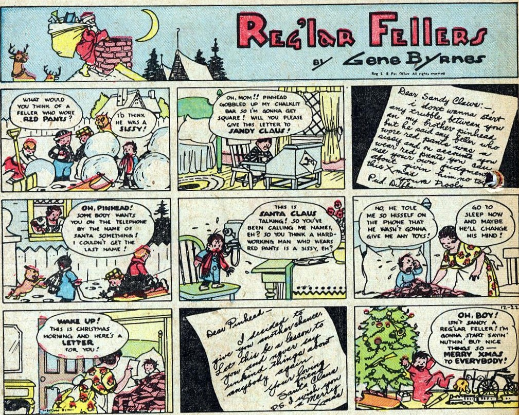 Reg'lar Fellers par Gene Byrnes Reg_la11