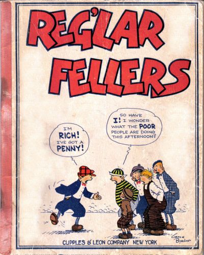 Reg'lar Fellers par Gene Byrnes Reglar10
