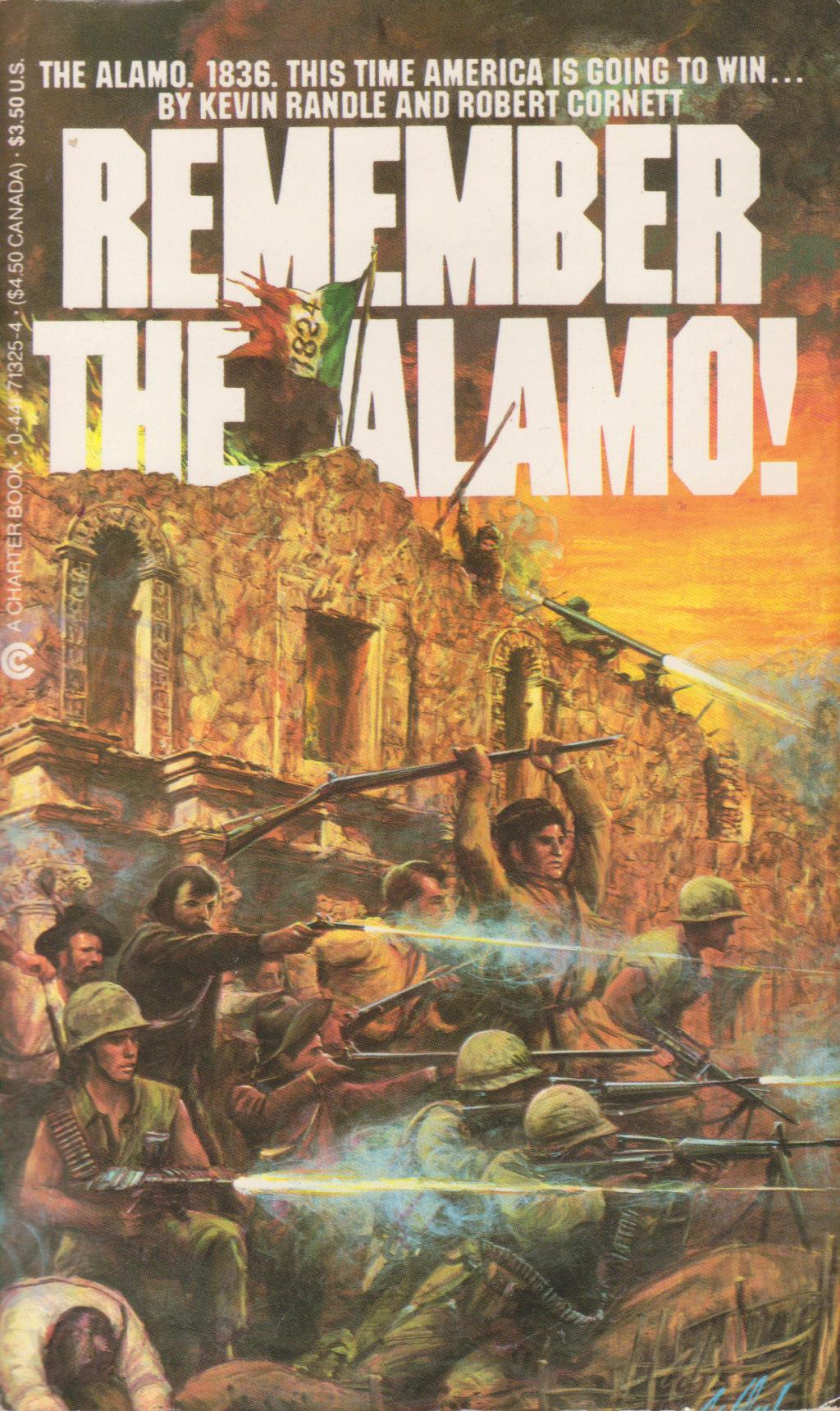6 Mars 1836 ALAMO (Remember!) Rememb10