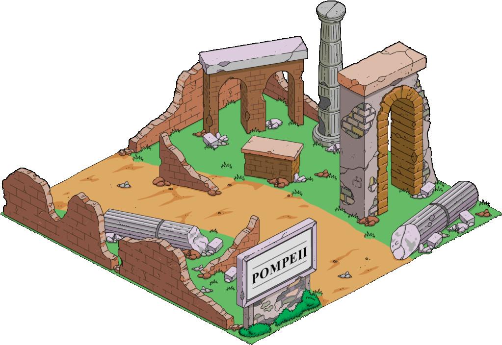 24 ? (Août) Octobre 79 ; POMPEI  Ruines10