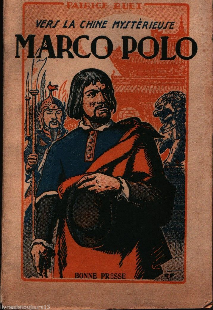 MARCO POLO (1254-1324 ) S-l16094