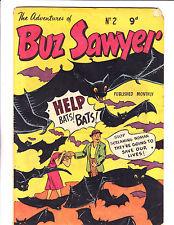 Wash Tubbs, Buz Sawyer par Roy Crane - Page 3 S-l22515