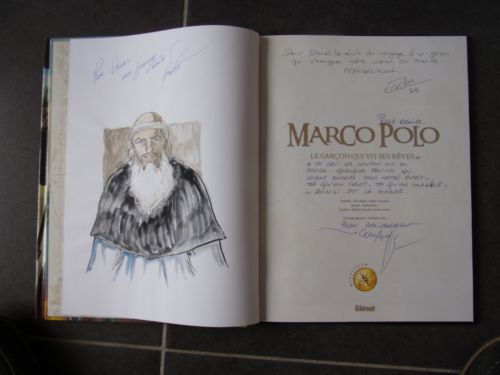 MARCO POLO (1254-1324 ) S-l50045