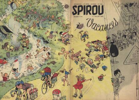 Journal de Spirou : les numéros spéciaux - Page 4 S100410