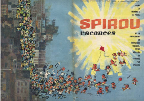 Journal de Spirou : les numéros spéciaux - Page 4 S121110