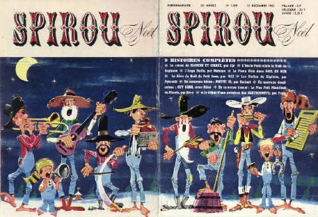 Journal de Spirou : les numéros spéciaux - Page 4 S133910