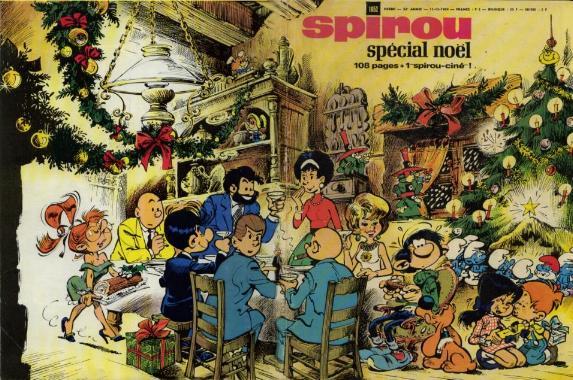 Journal de Spirou : les numéros spéciaux - Page 4 S165210
