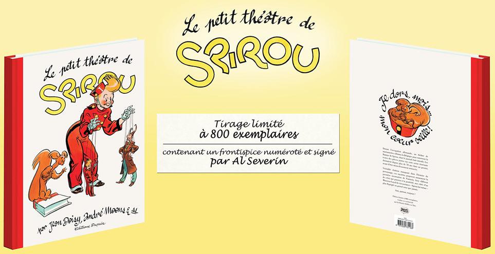 Spirou et ses dessinateurs - Page 11 Sans-t16
