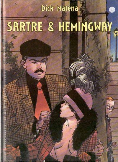 E. HEMINGWAY en BD Sartre12