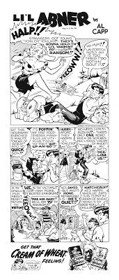 Un maître de la parodie : Al Capp - Page 8 Saturd11
