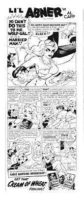 Un maître de la parodie : Al Capp - Page 8 Saturd12