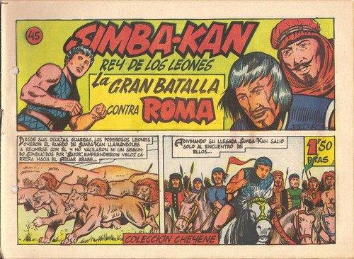 """""""La Rome antique en BD"""" - Page 2 Simba-11"""
