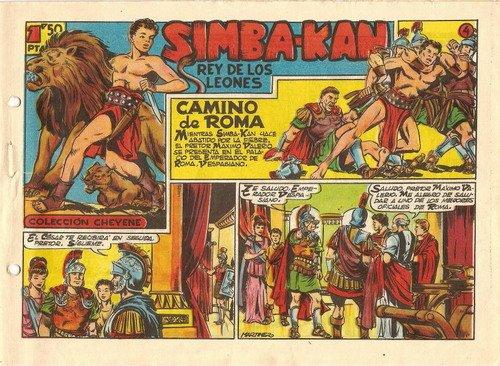 """""""La Rome antique en BD"""" - Page 2 Simba-12"""