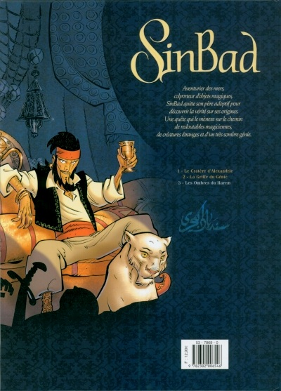 SIMBAD le marin  Sinbad14