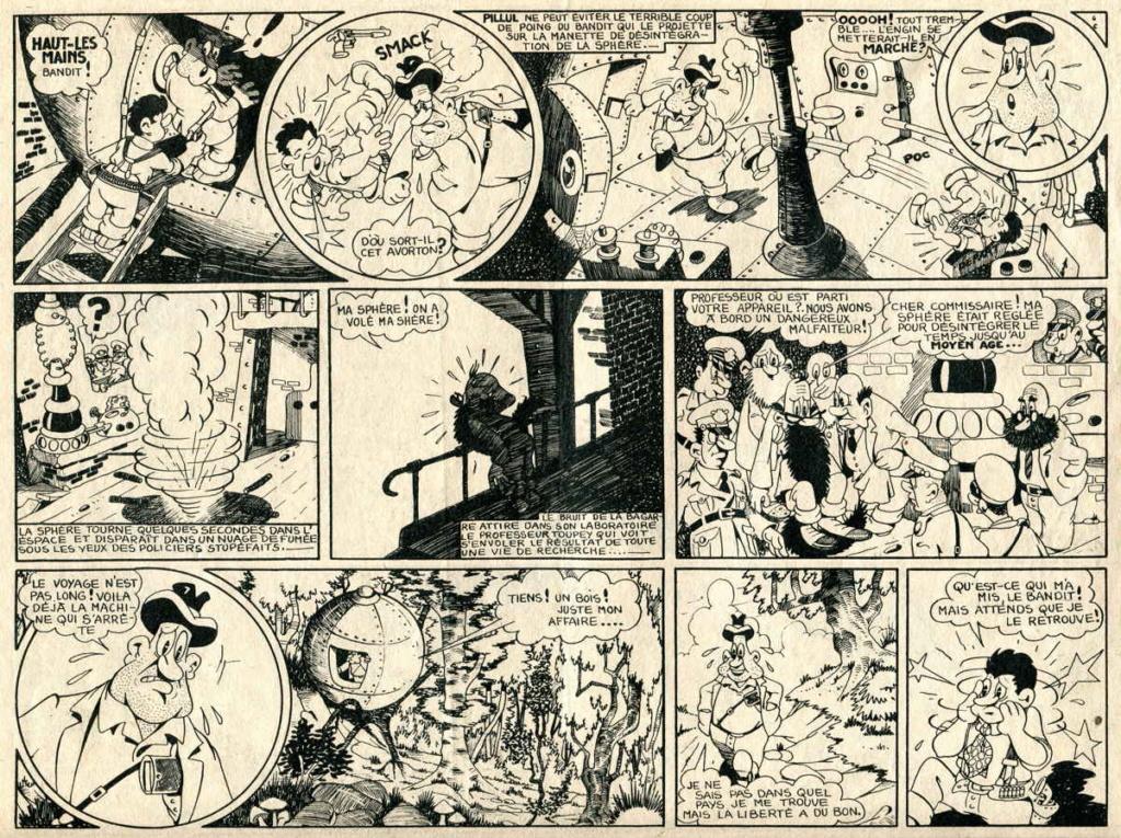 Jean Cézard : M. TOUDOU (et son singe Toulour ) et bien d'autres personnages Sphear11
