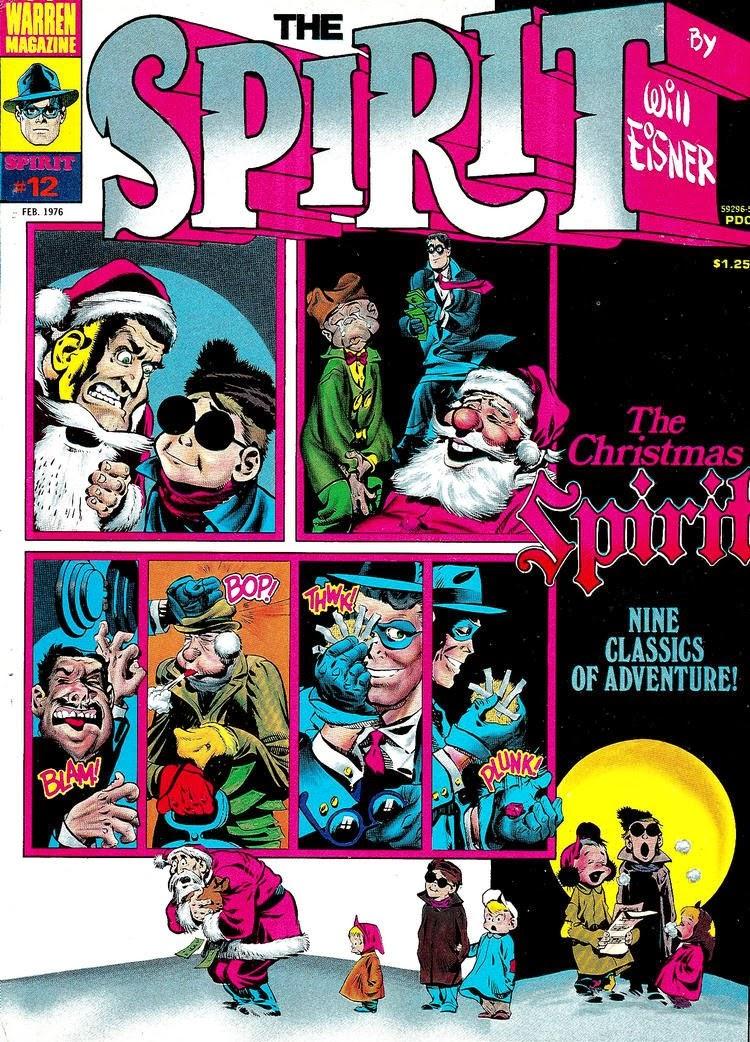 Les récits de Will Eisner - Page 7 Spirit12
