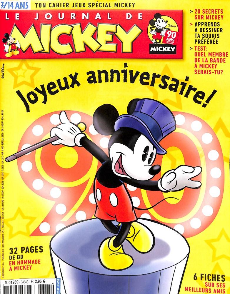 Mickey par Iwerks, Gottfredson et les autres - Page 11 Spirou15