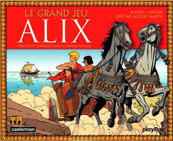 Alix en para-bd( figurines, affiches, pubs etc...) - Page 19 Spirou16