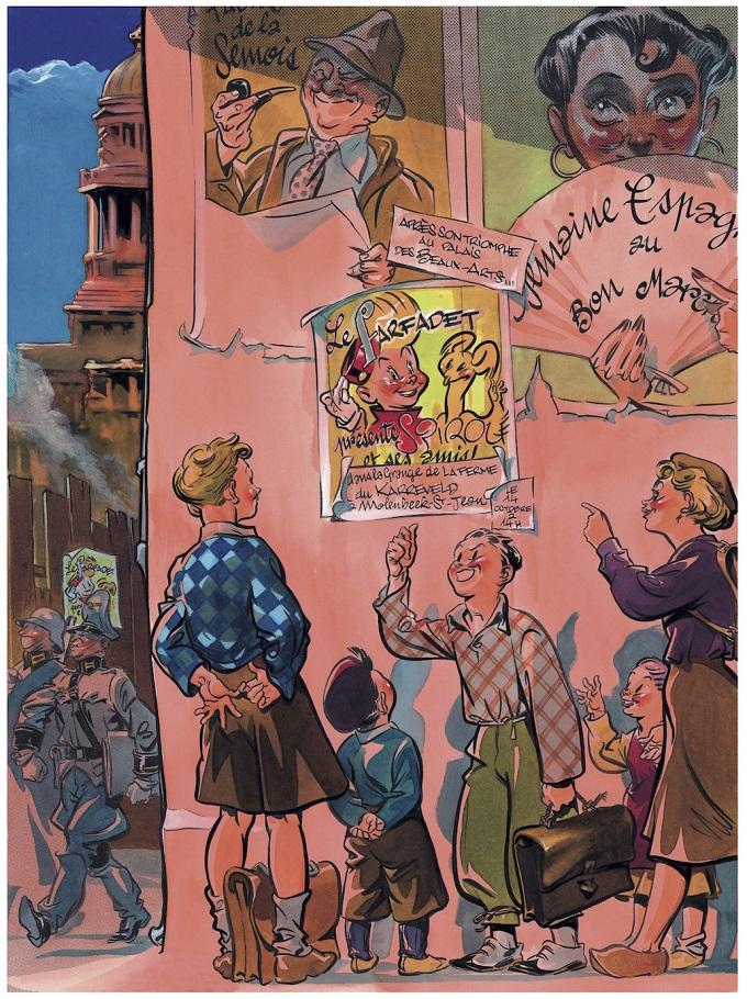 Spirou et ses dessinateurs - Page 11 Spirou19