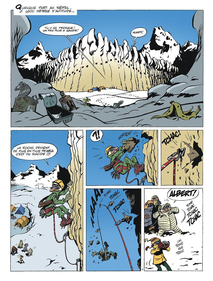 Spirou et ses dessinateurs - Page 11 Spirou21