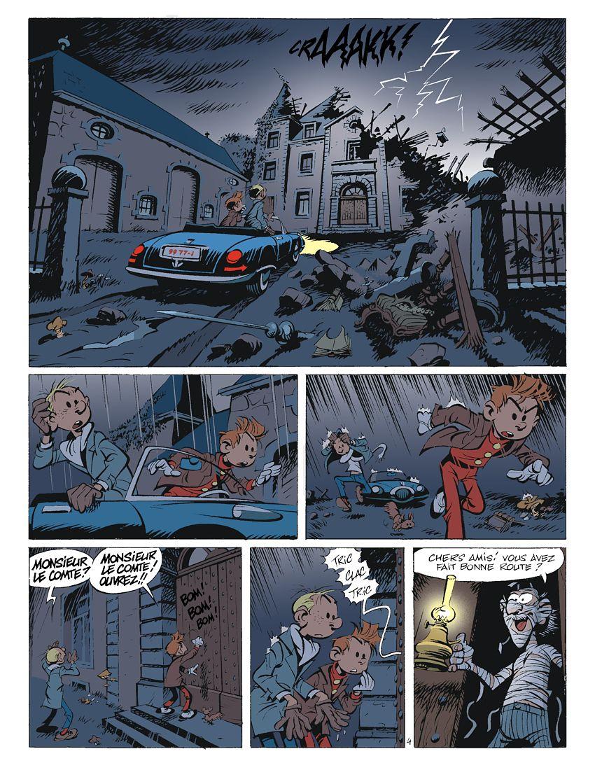 Spirou et ses dessinateurs - Page 11 Spirou24