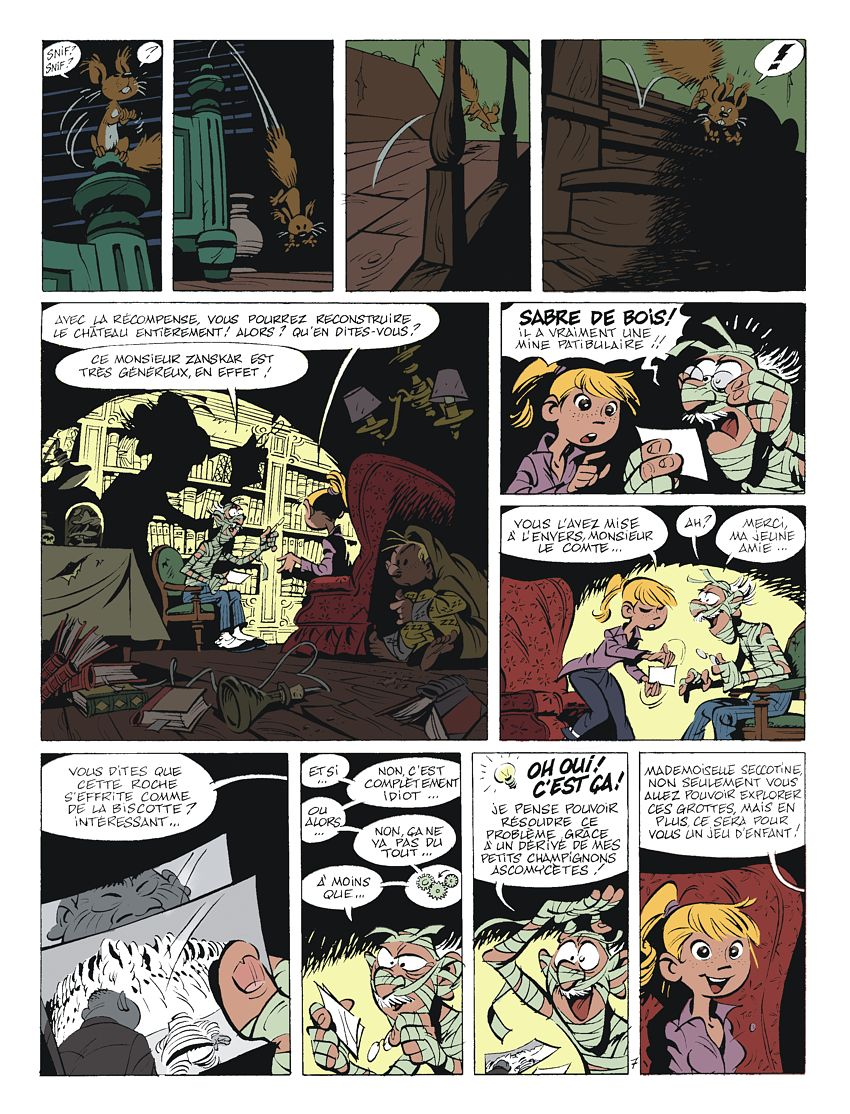 Spirou et ses dessinateurs - Page 11 Spirou27