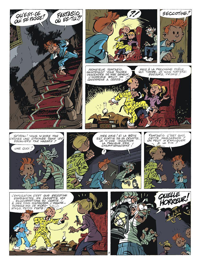 Spirou et ses dessinateurs - Page 11 Spirou29