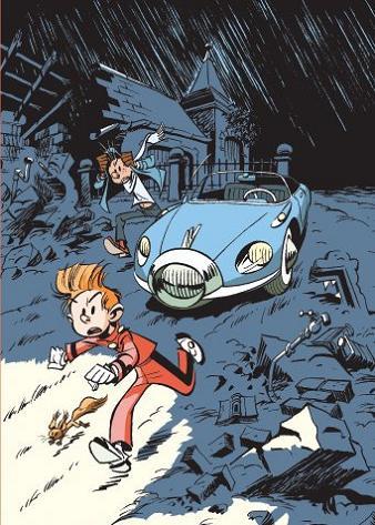 Spirou et ses dessinateurs - Page 11 Spirou32