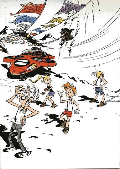 Spirou et ses dessinateurs - Page 11 Spirou33