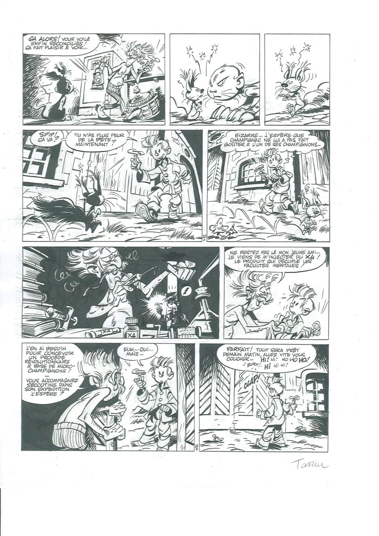 Spirou et ses dessinateurs - Page 11 Tarrin10