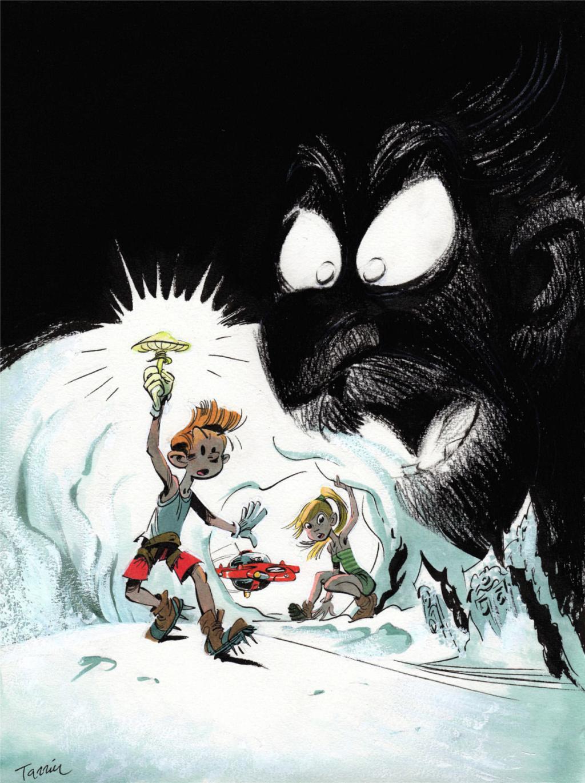 Spirou et ses dessinateurs - Page 11 Tarrin13