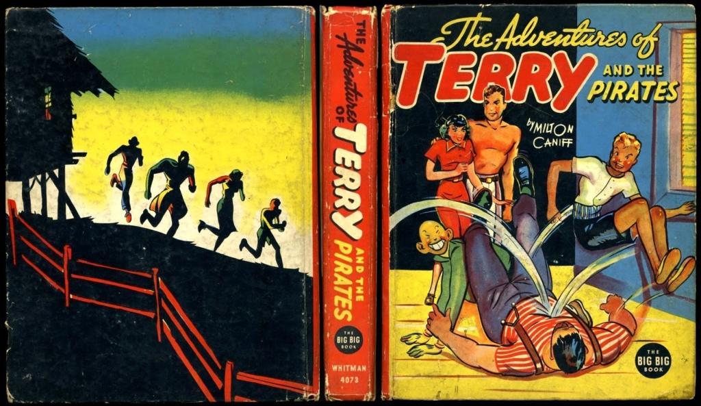 Terry et les pirates de Milton CANIFF - Page 7 Terryp10