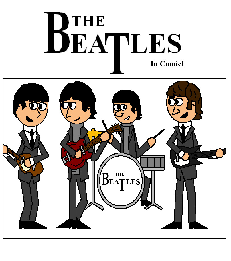 THE BEATLES The_be15