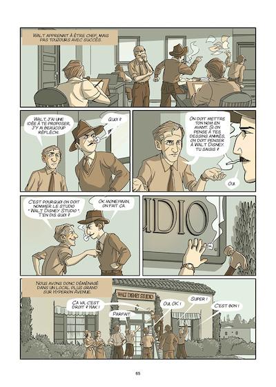 Bel et intéressant ouvrage traitant  de Walt Disney The_mo12