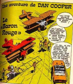 Le BARON ROUGE Tintin14