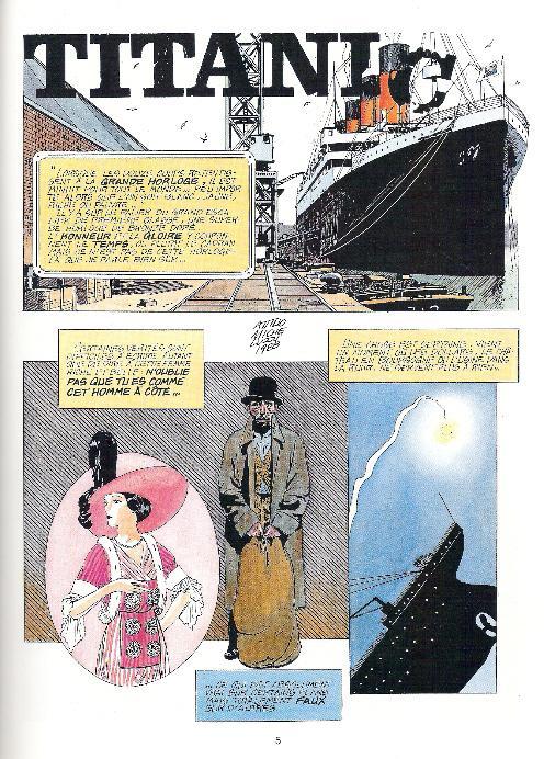 14/15 AVRIL 1912 : Naufrage du R.M.S.TITANIC  Titani10