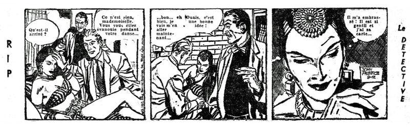 Alex RAYMOND et ses personnages - Page 8 Tribun10