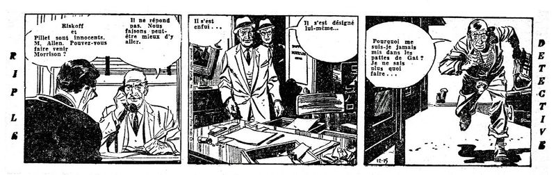 Alex RAYMOND et ses personnages - Page 8 Tribun12