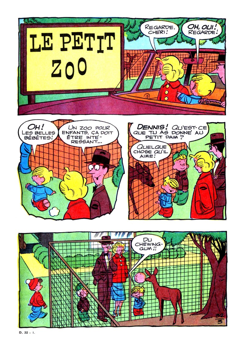 Hank Ketcham et Dennis the Menace ( Denis la Malice ) - Page 5 Typewr11