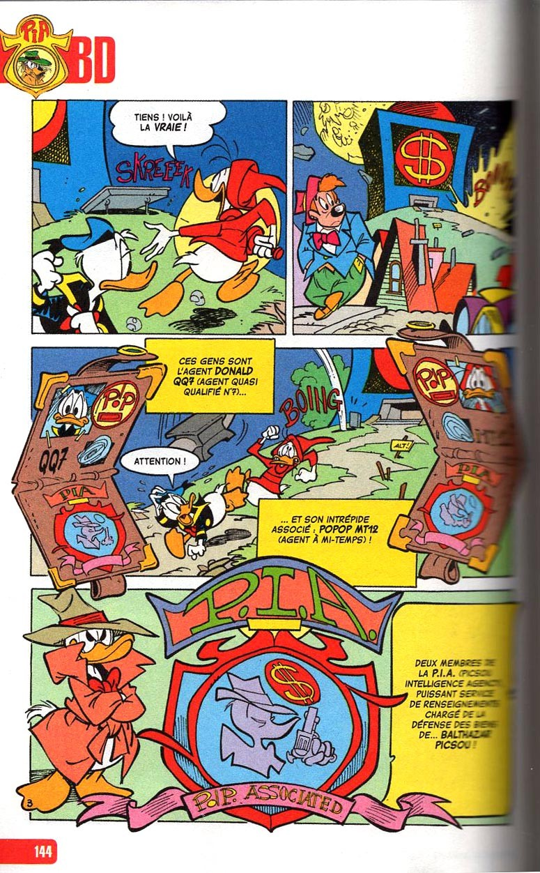 Donald, Picsou et leur univers Tzolz153