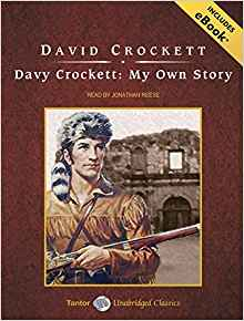 David Stern CROCKETT (1786-1836 ) Tzolzo55