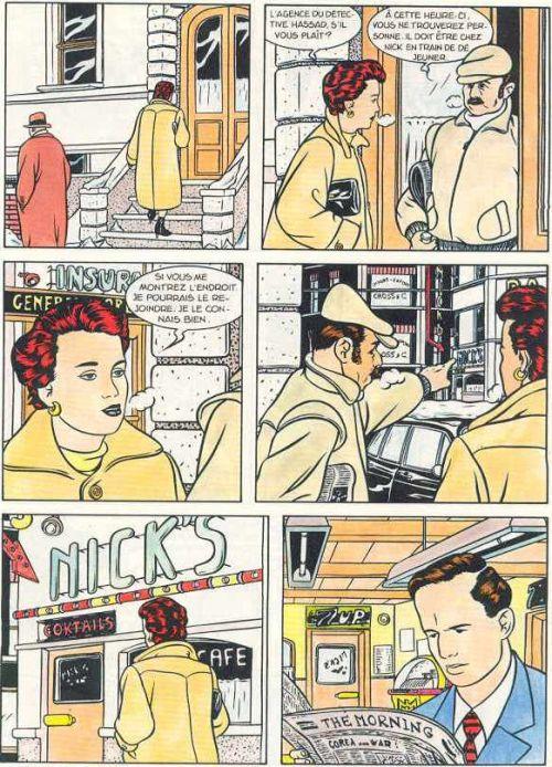 Bandes dessinées italiennes - Page 16 Unjour10