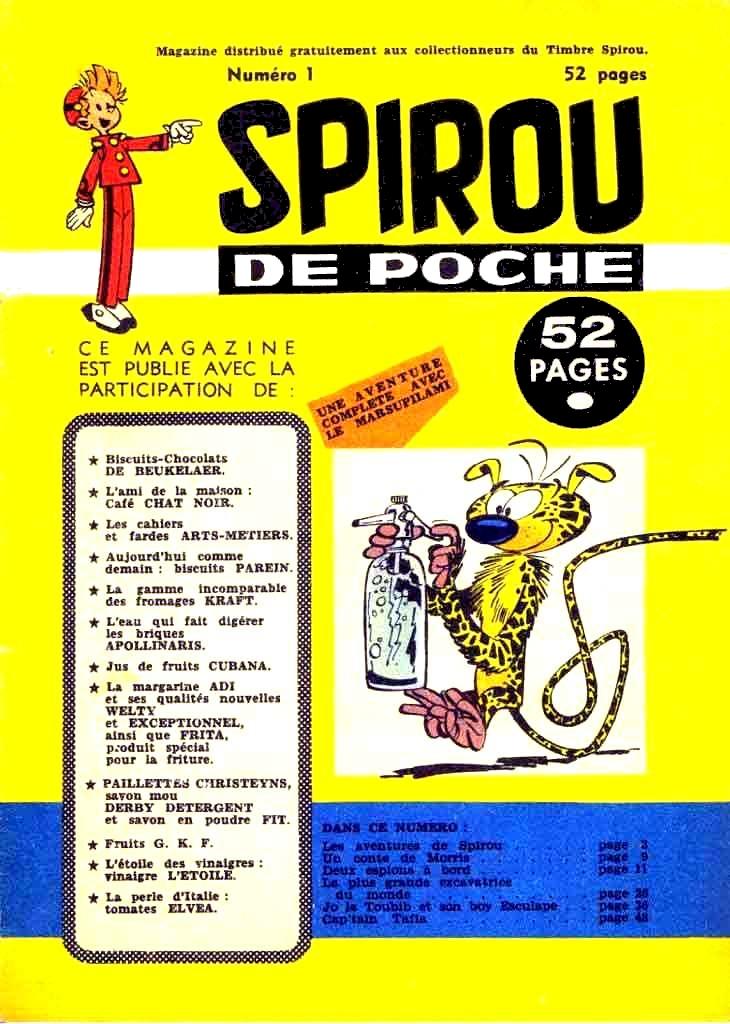 Journal de Spirou : les numéros spéciaux - Page 4 Vcpk2o10
