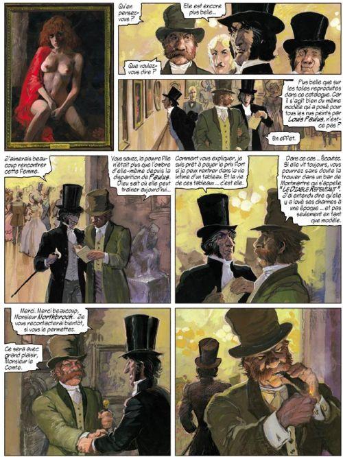La puissance créatrice de Rosinski - Page 2 Vengea11