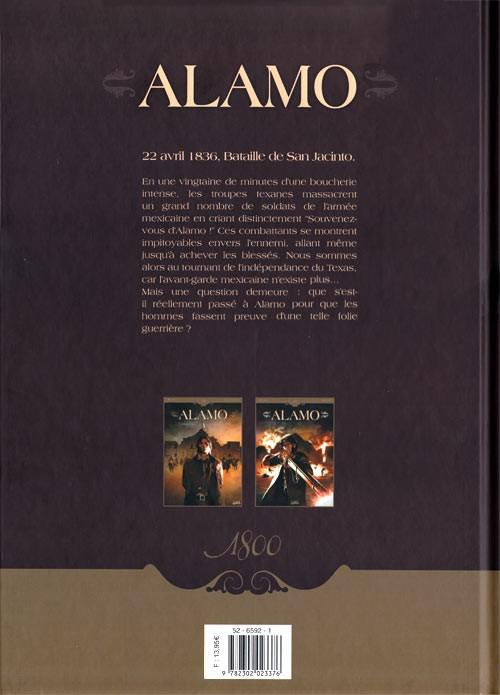 6 Mars 1836 ALAMO (Remember!) Verso111