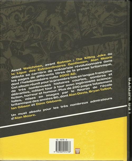 Alan Moore le Grand Verso123