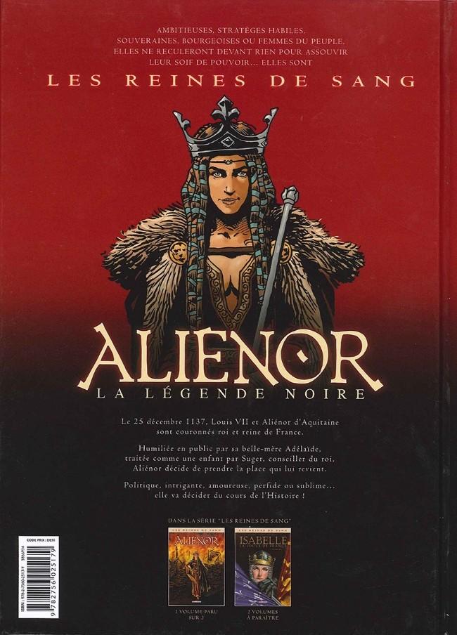 Alienor, la reine de sang Verso127