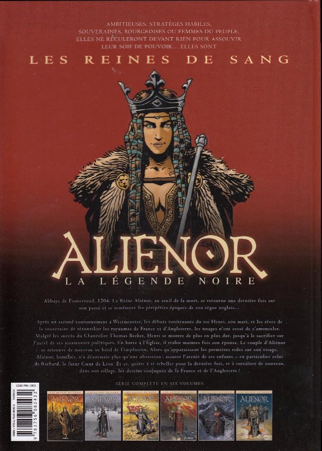 Alienor, la reine de sang Verso128